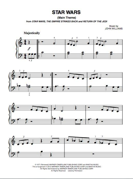 disney intro piano sheet music pdf