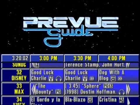 channel 3 freeview guide not loading