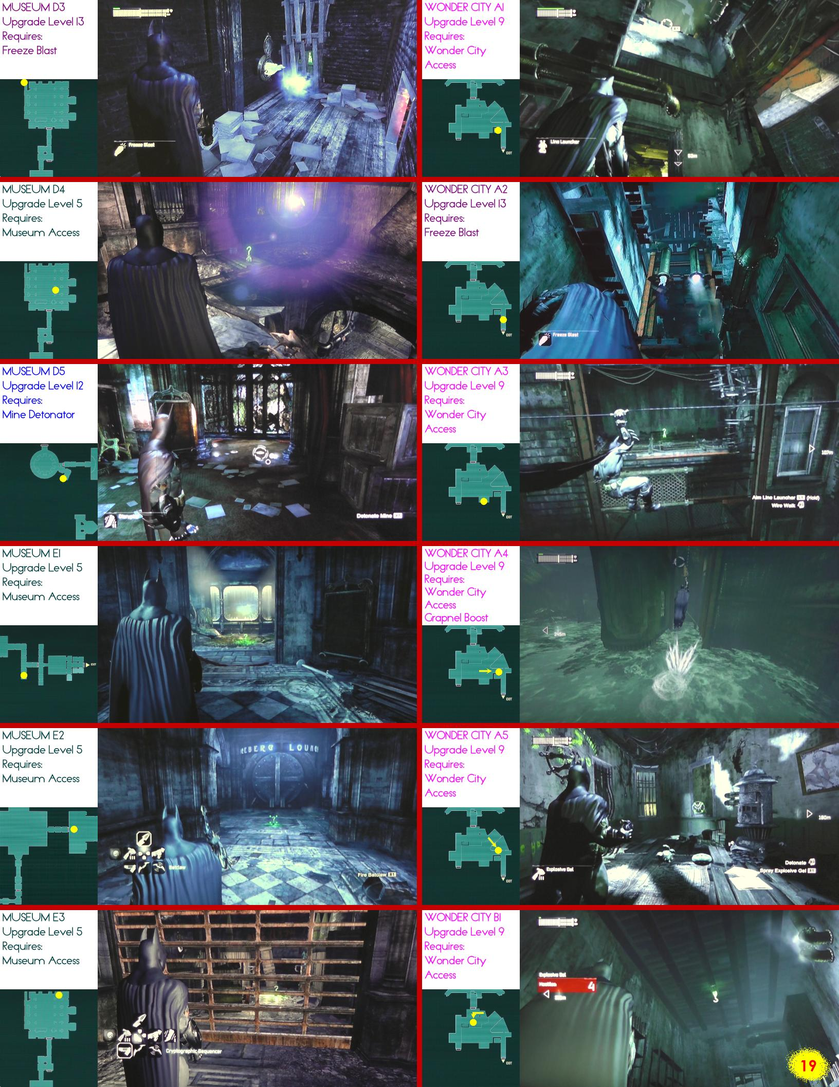 batman arkham city manual