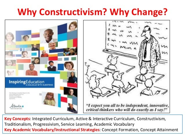 constructivism in the classroom pdf
