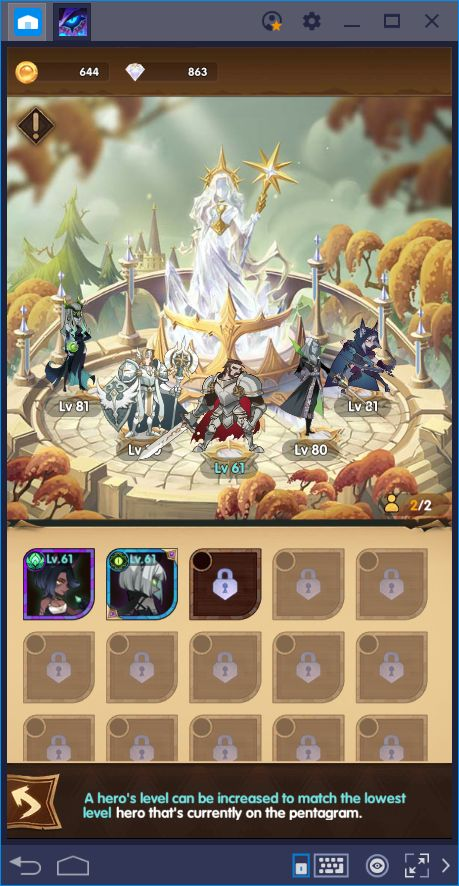 afk arean guide