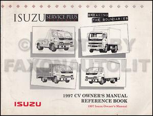 1994 isuzu ftr operator manual