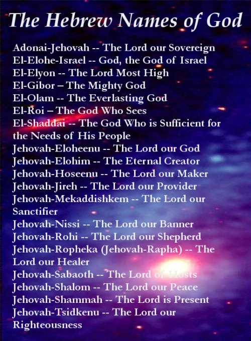 99 names of god pdf