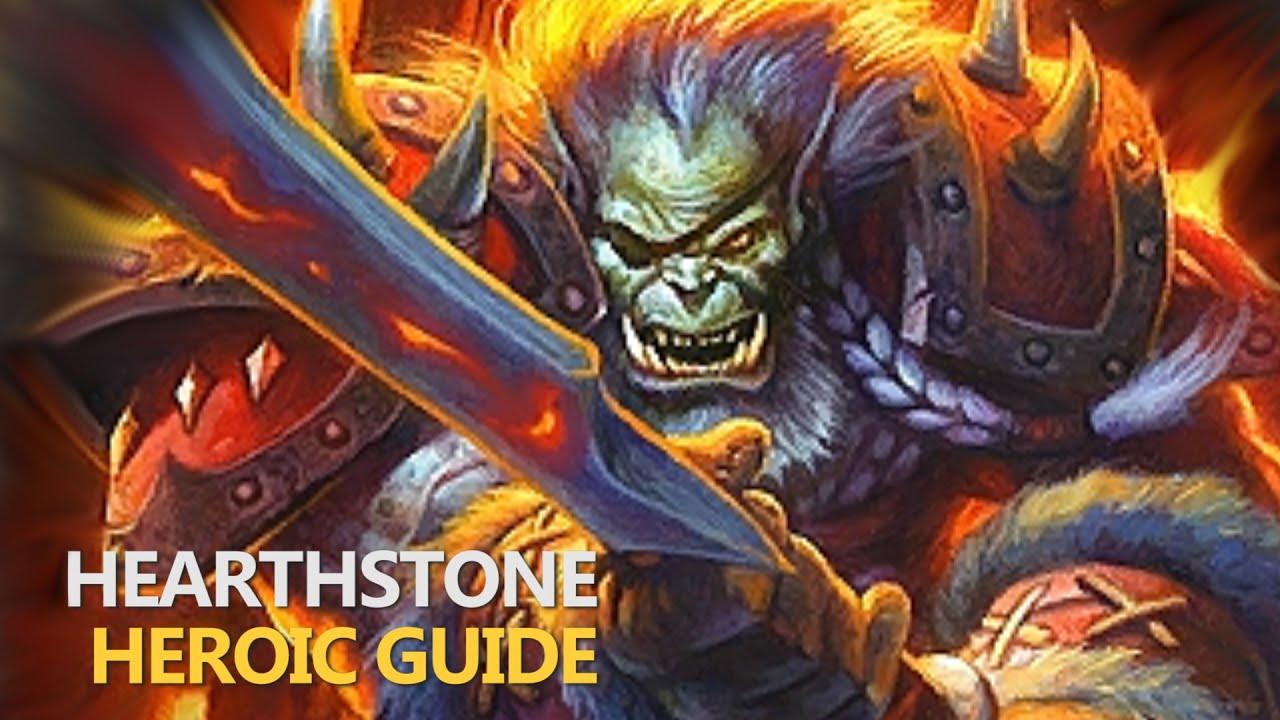 blackrock mountain hearthstone guide