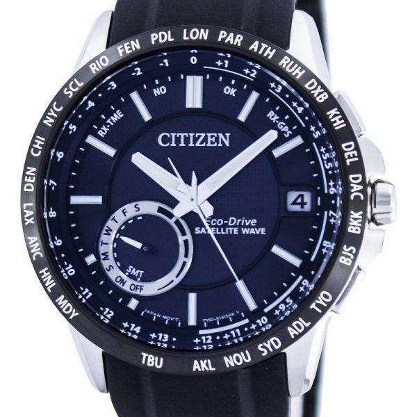 citizen eco drive satelitte wave cc3005 manual