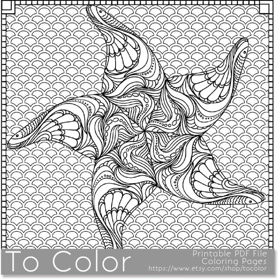 colouring pages to print pdf