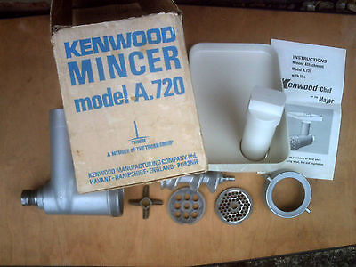 a700 kenwood chef instructions