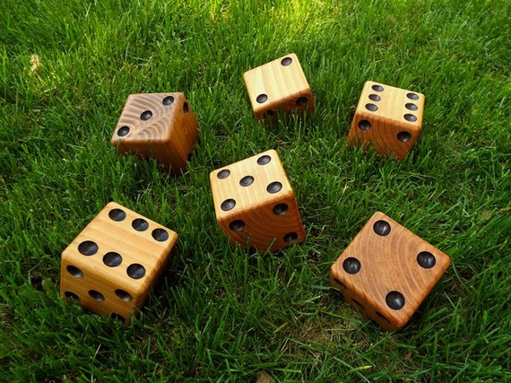 21 lawn dice instructions