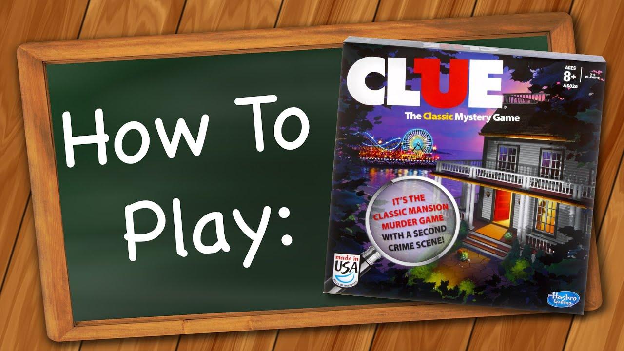 clue rules pdf