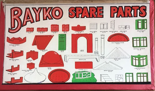 bayko manual
