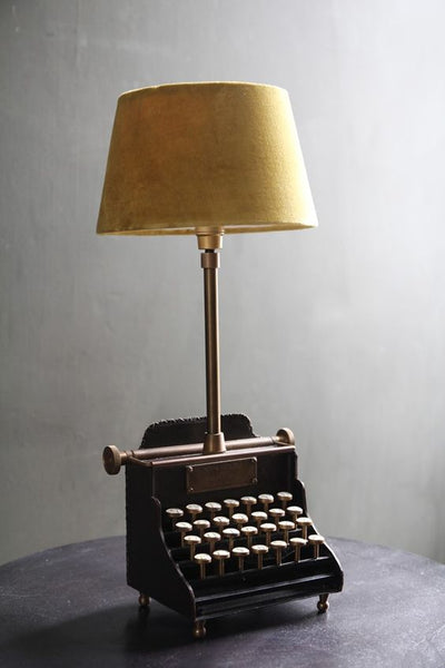diy lamp kit instructions