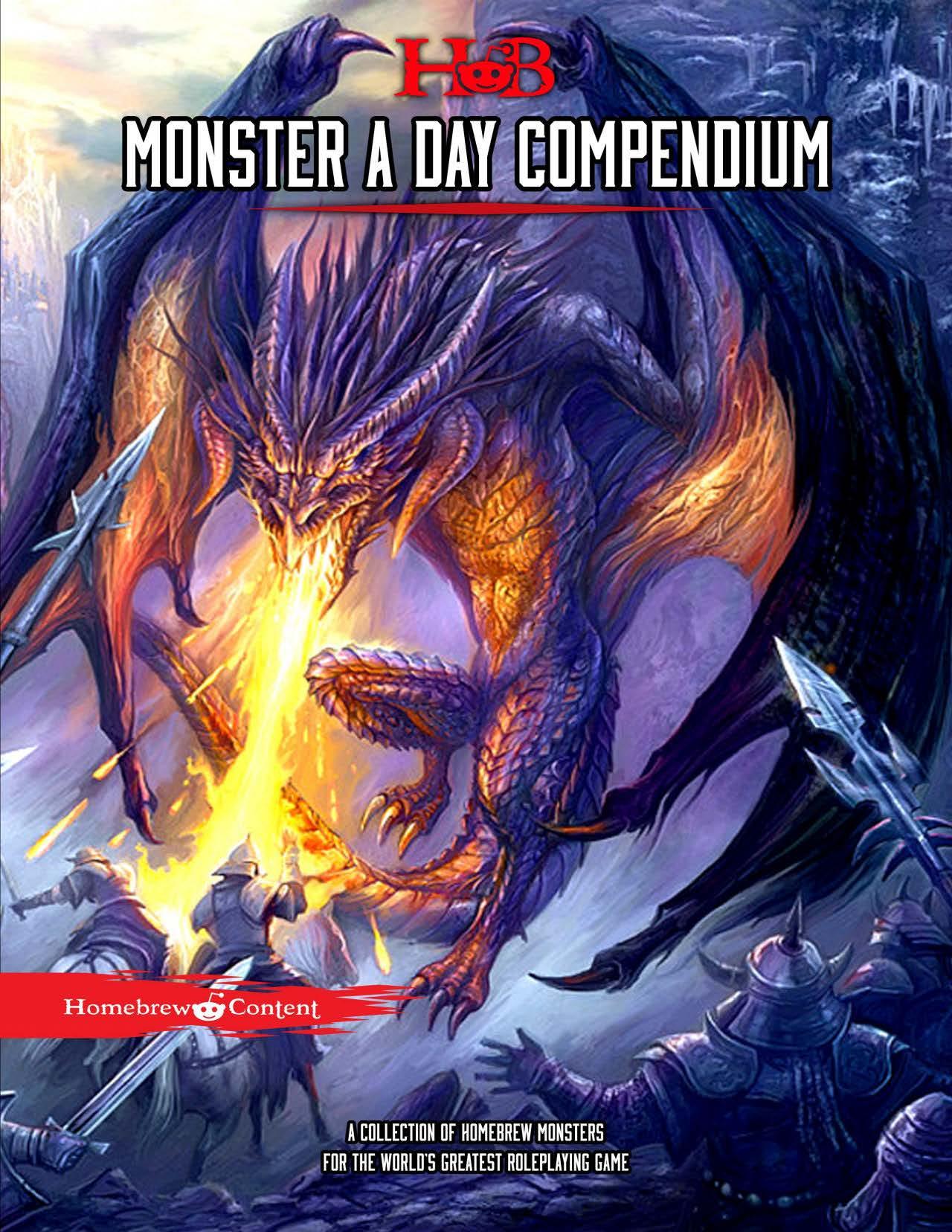 critter compendium 5e pdf free