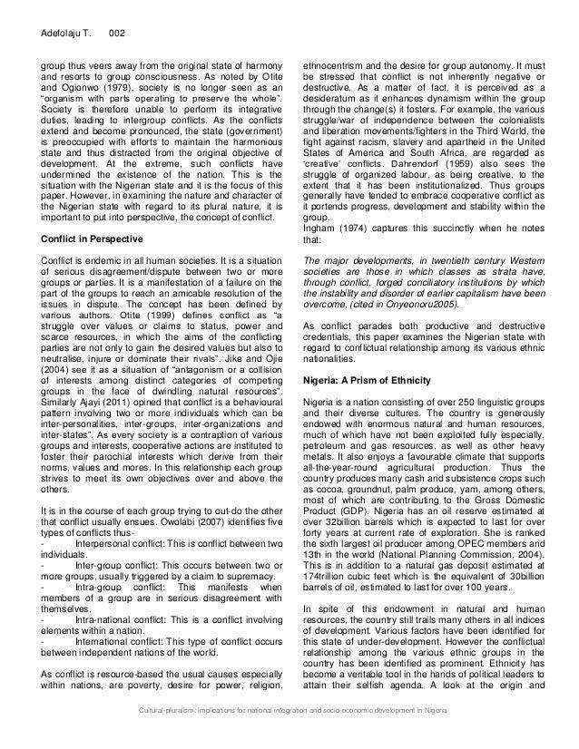 cultural integration pdf