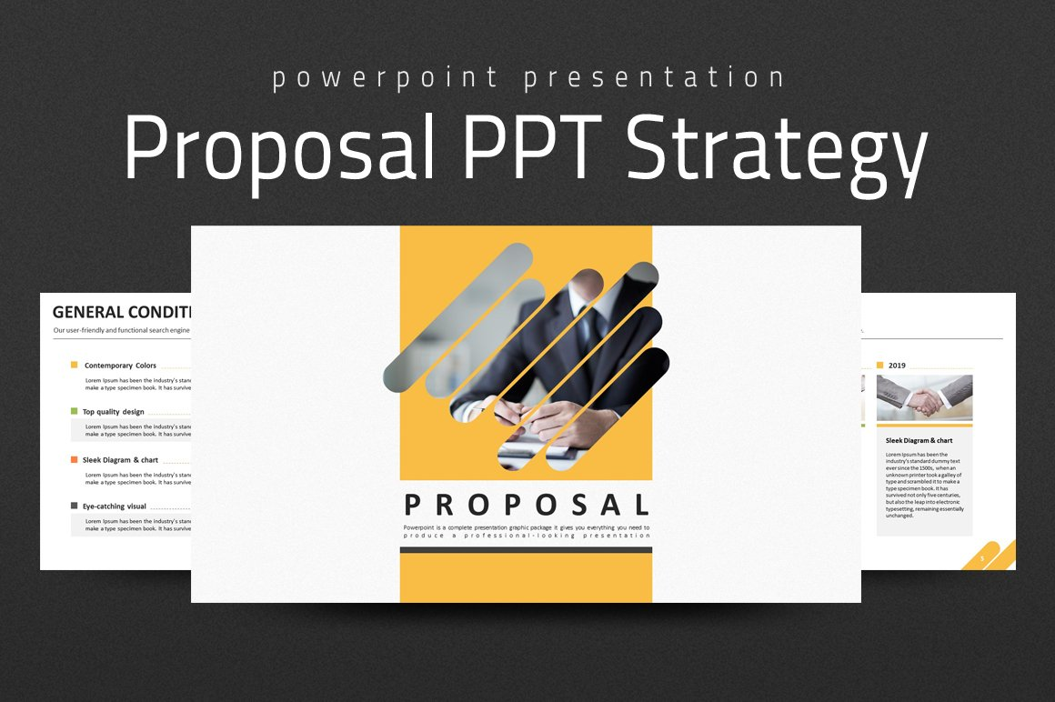 business proposal sample ppt