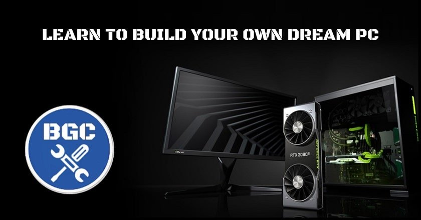 build your own gaming computer guide