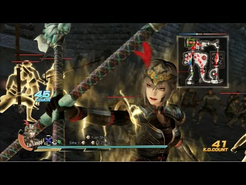 dynasty warriors 8 xtreme legends star guide