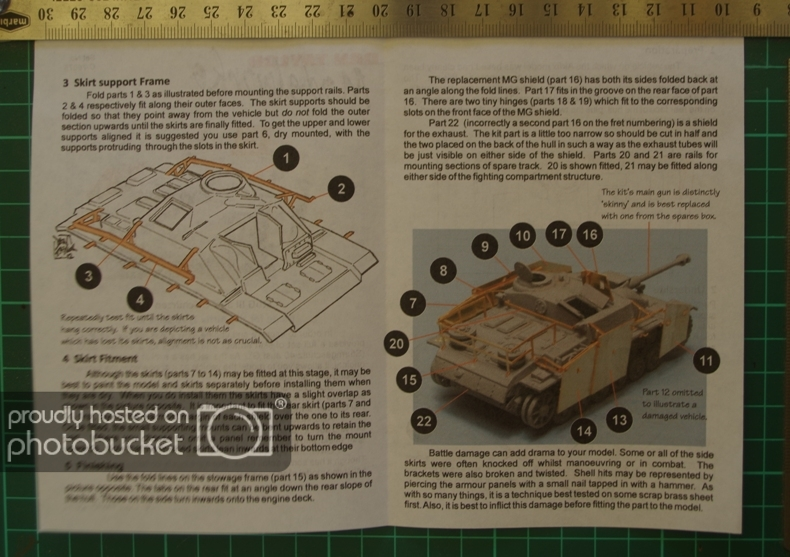 airfix instructions explained