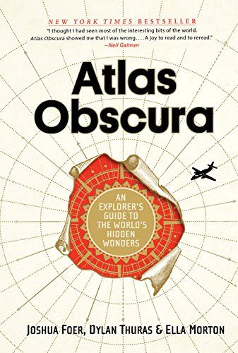 atlas obscura gift guide