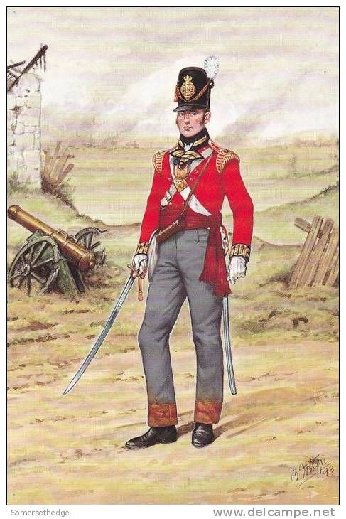 british officers guide