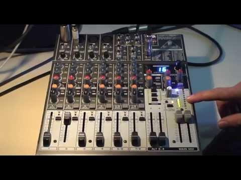 behringer xenyx 302usb manual