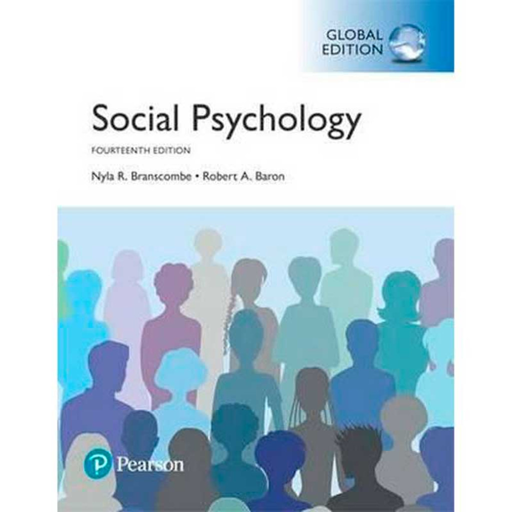 baron and branscombe social psychology 14th edition pdf