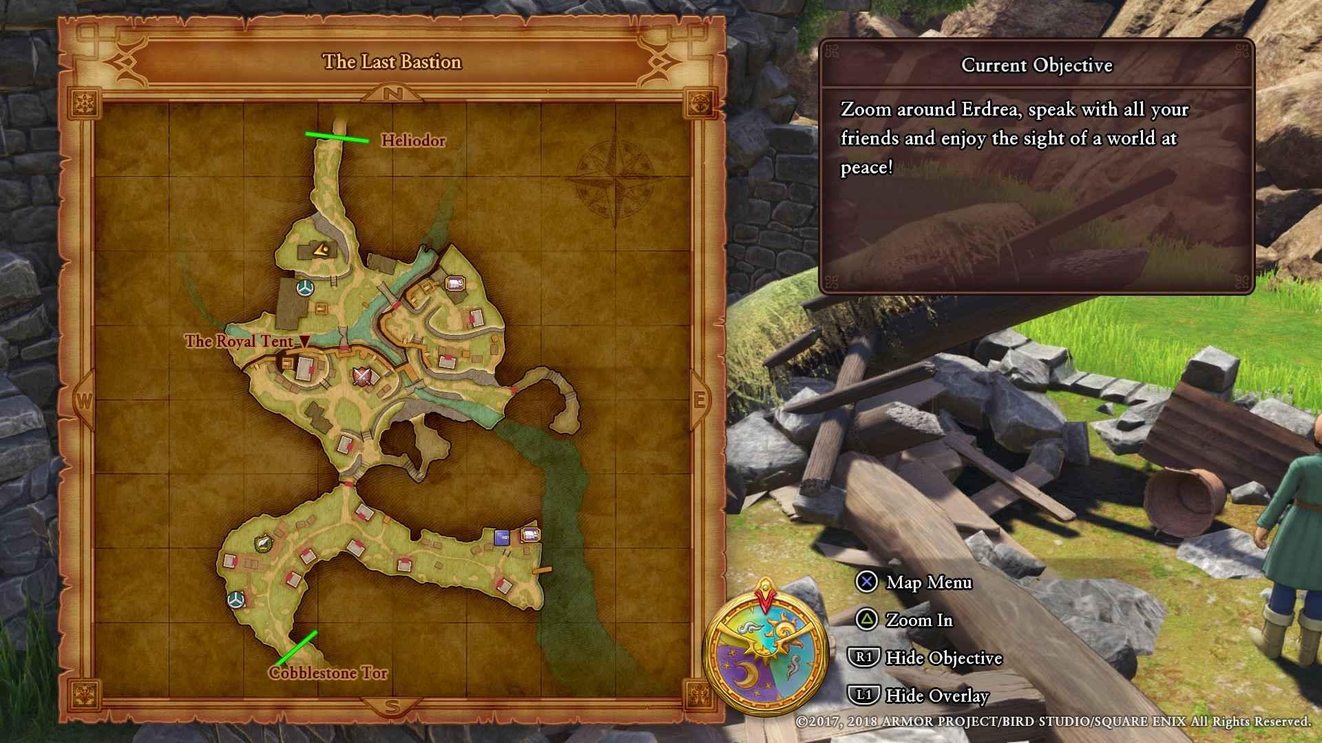 dragon quest 11 side quest guide