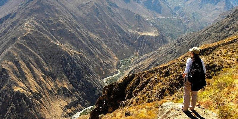 colca canyon trek without guide