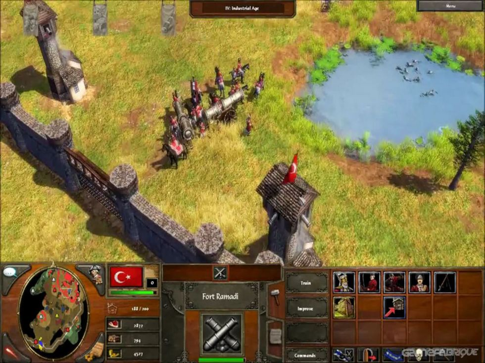 age of empires 3 game guide