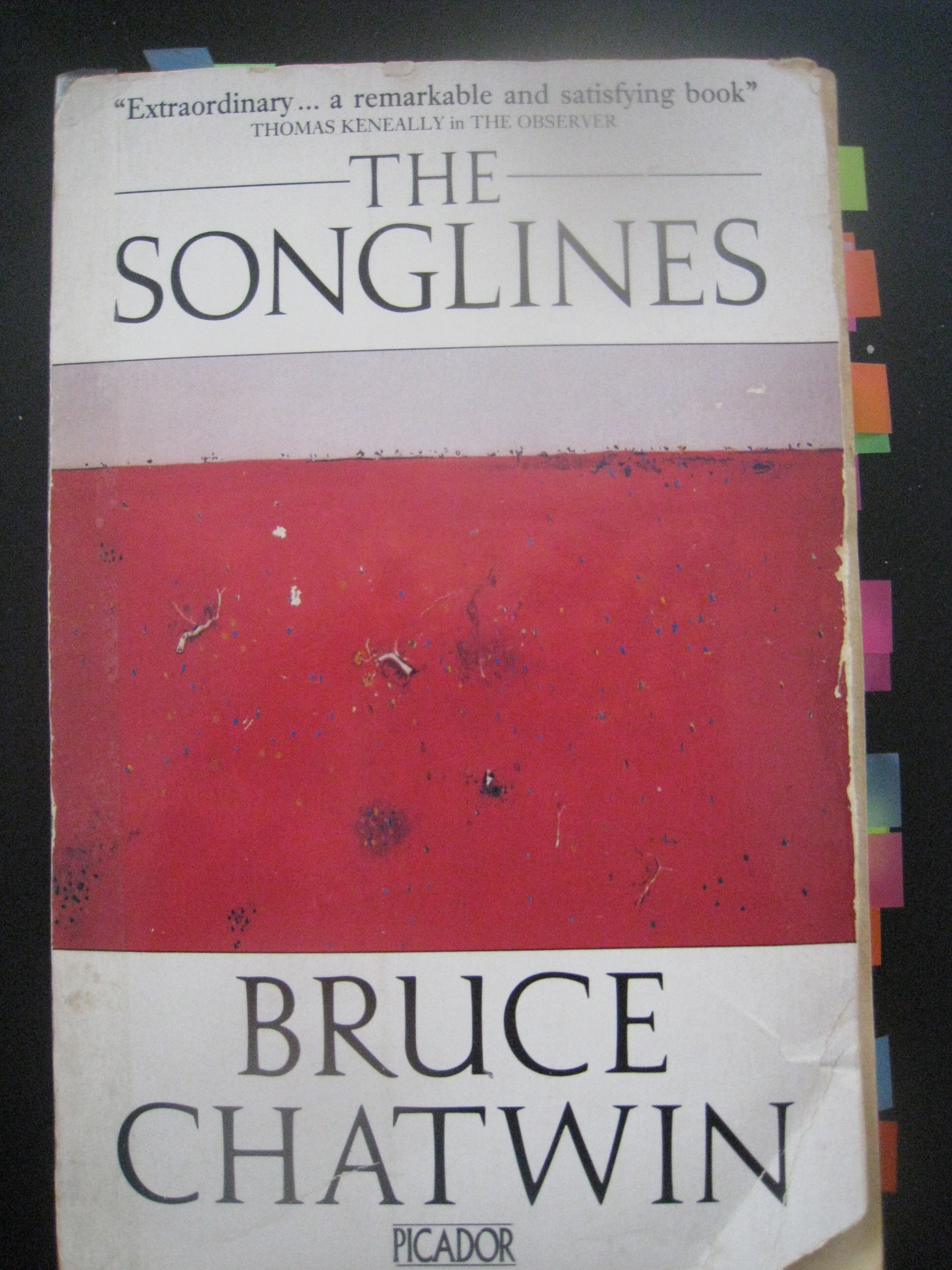bruce chatwin songlines pdf
