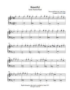 city of stars piano cover pdf