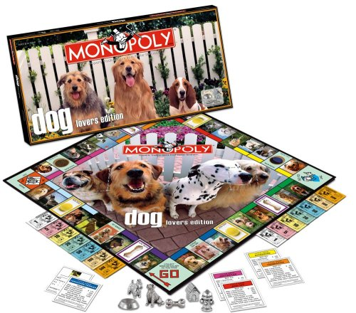 dog board game instructions