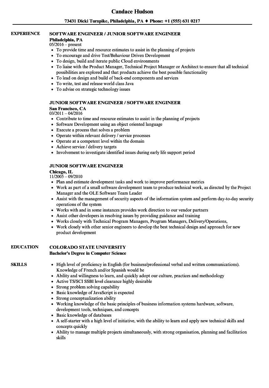 application software developer degree