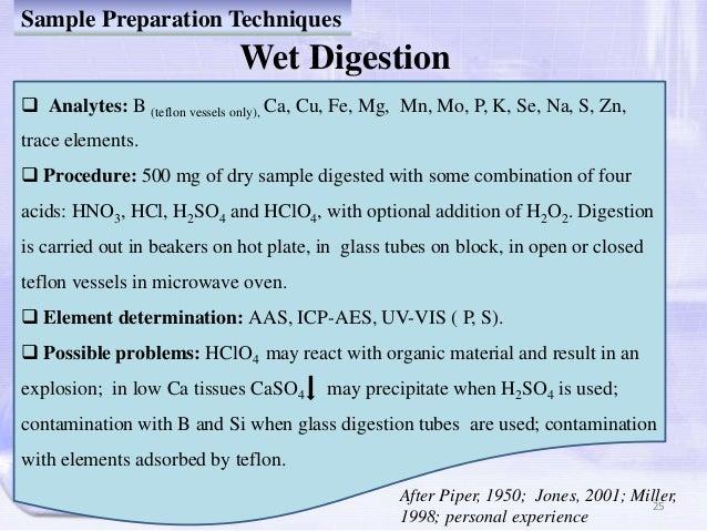 aqua regia preparation pdf