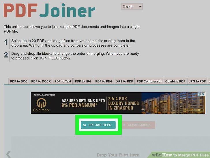 combine 2 pdf files free