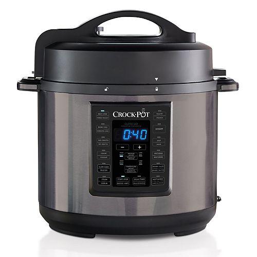 crock pot express multi cooker instructions