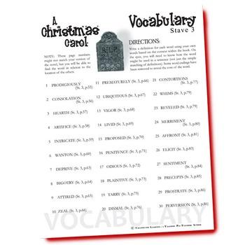 a christmas carol quiz pdf