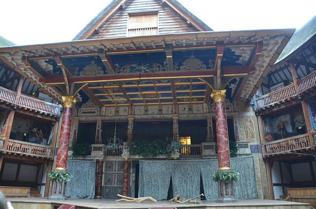 a guide to the globe theatre