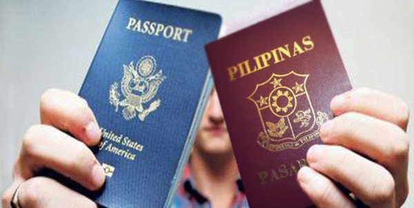 dual citizenship application philippine embassy