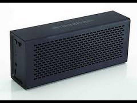 anko bluetooth speaker instructions