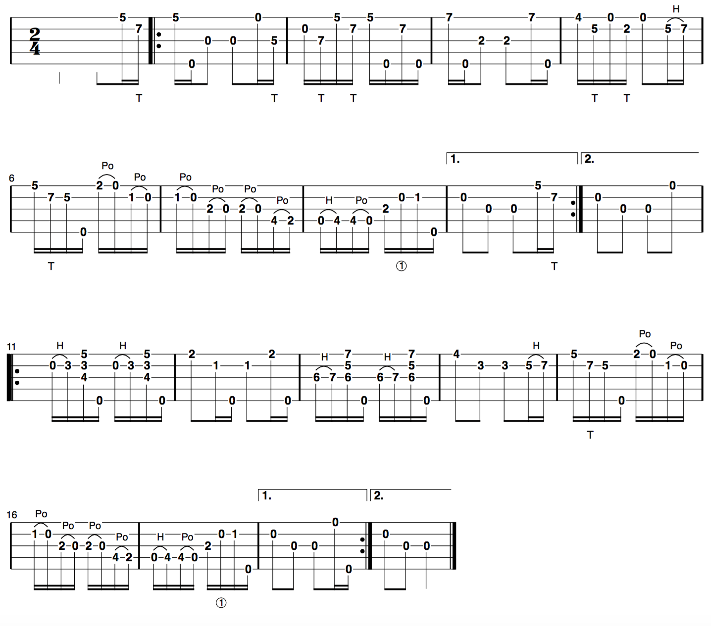 clawhammer banjo tabs pdf
