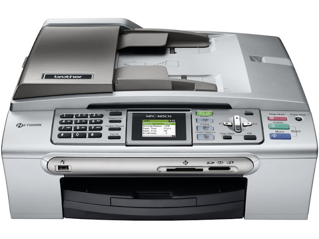 brother mfc 240c manual