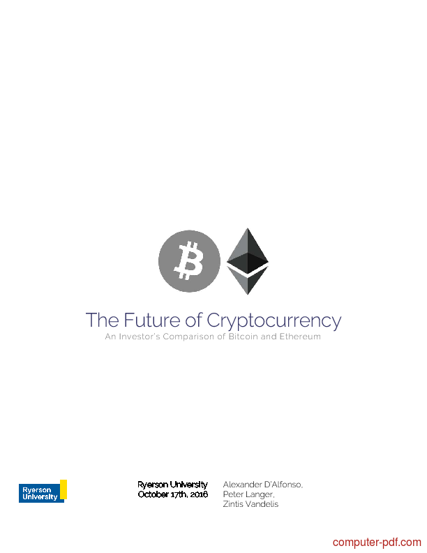cryptocurrency pdf