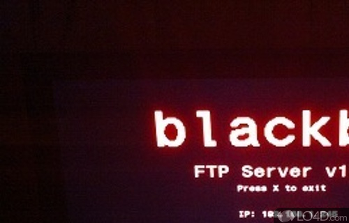 access ps3 with ftp application