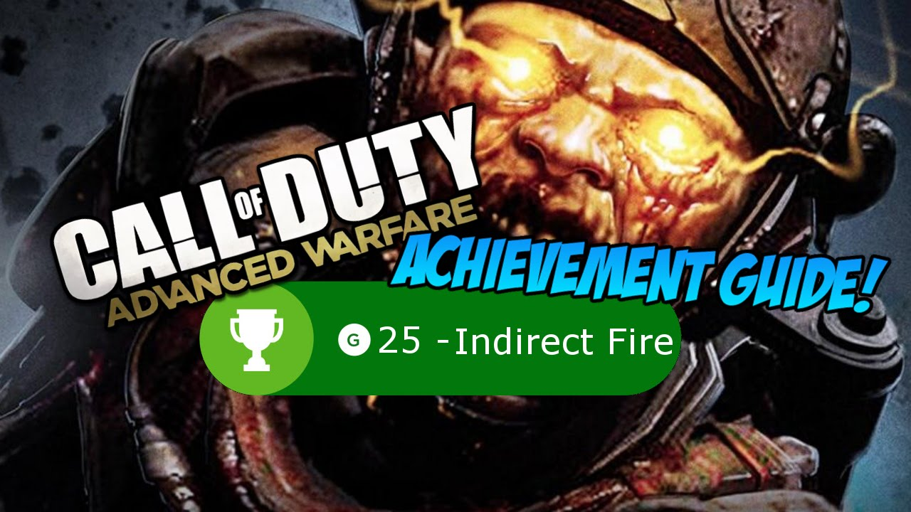 advanced warfare achievements guide
