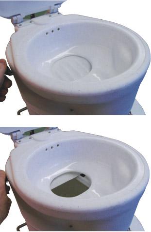 airhead toilet manual