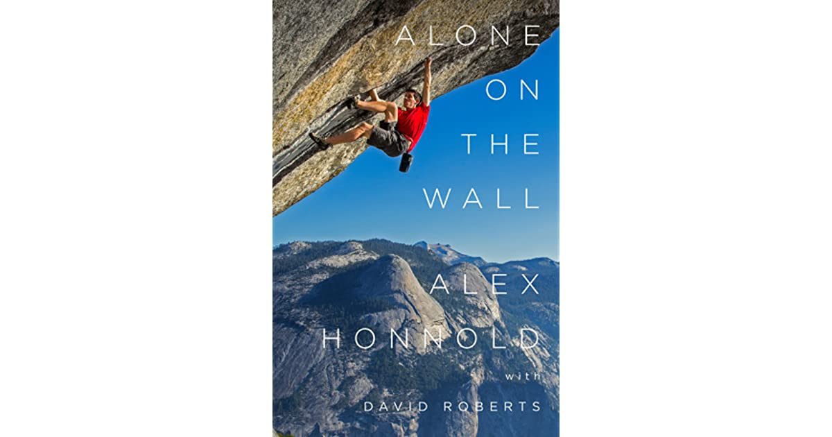 alone on the wall book pdf