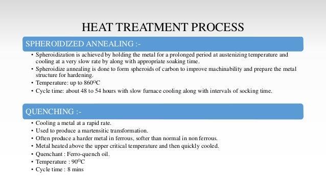 aluminium heat treatment process pdf