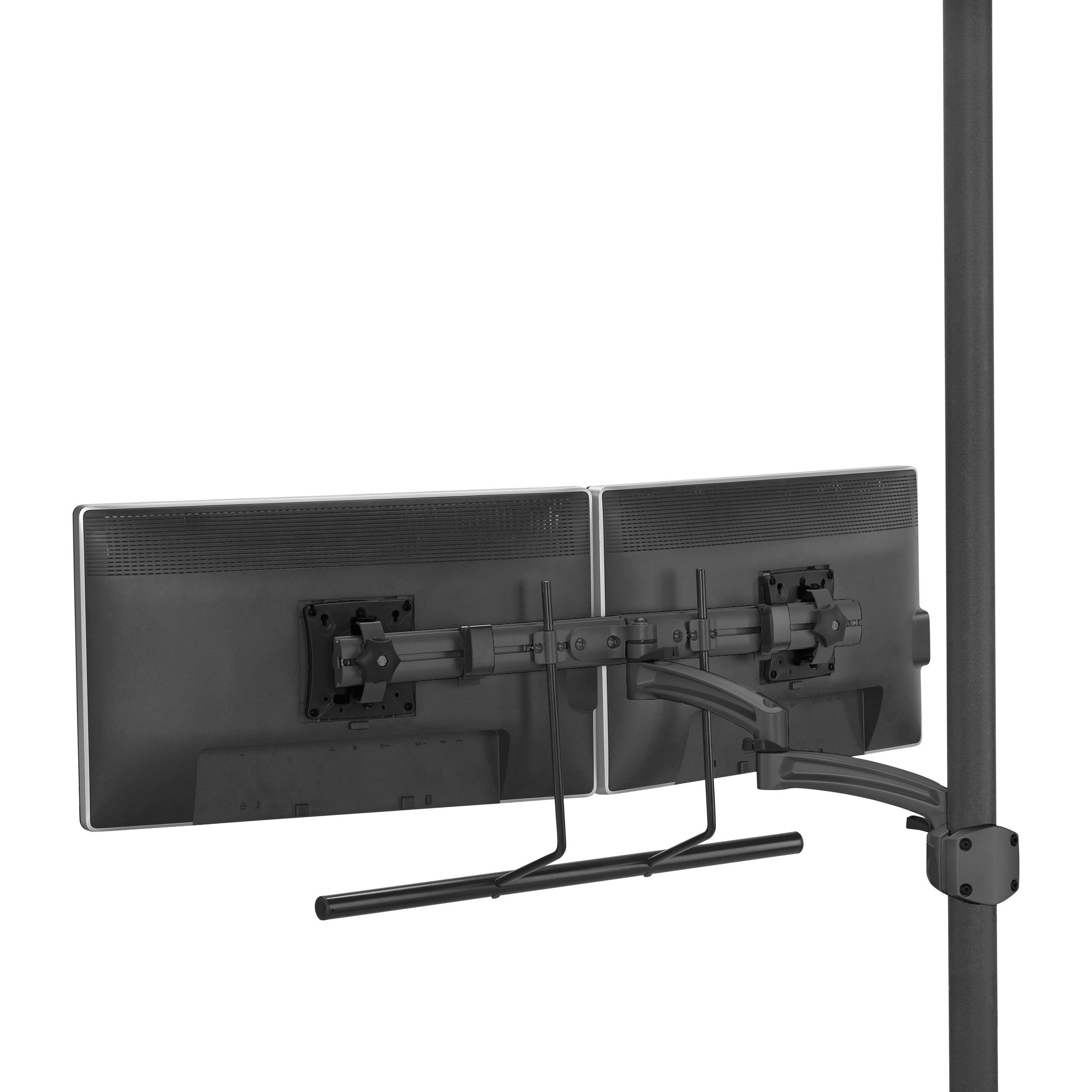 amazonbasics dual monitor arm manual