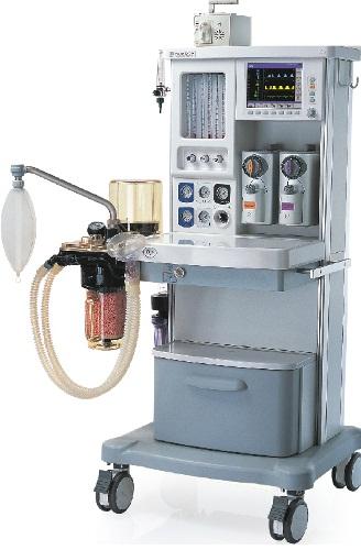 anaesthesia machine pdf