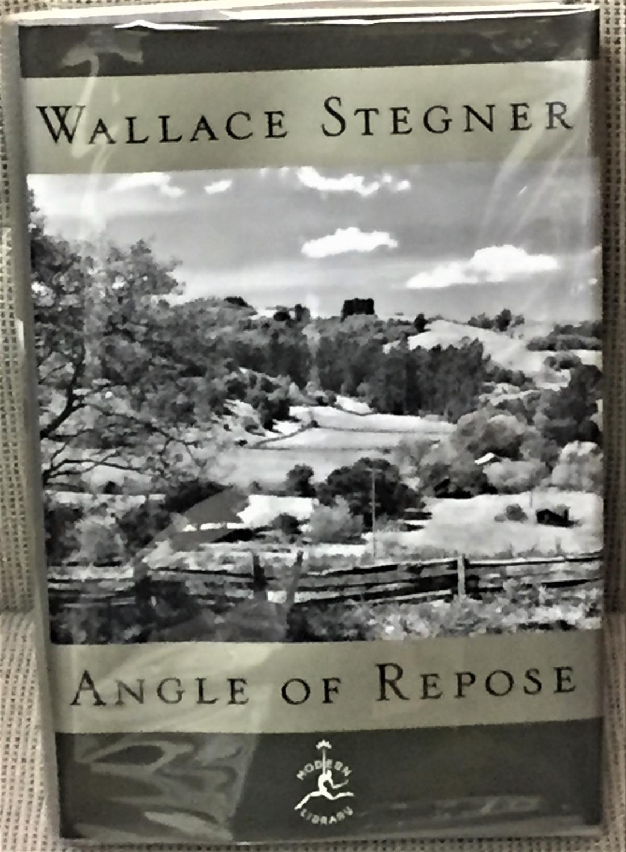 angle of repose pdf stegner